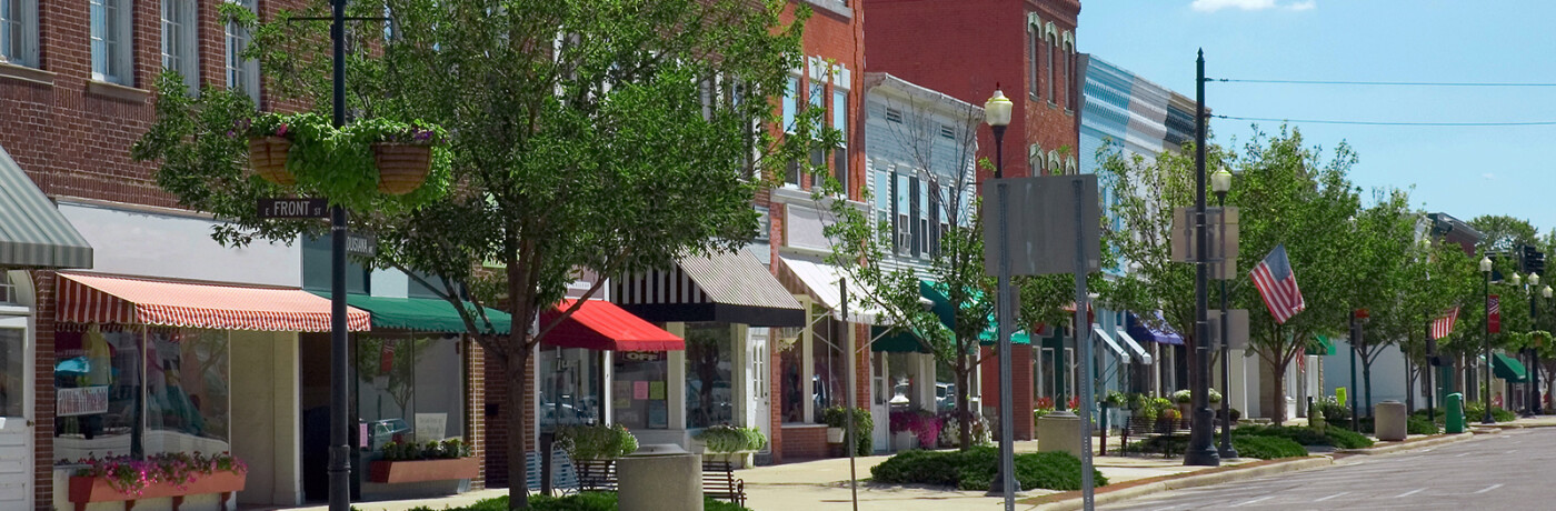 Main Street Businesses